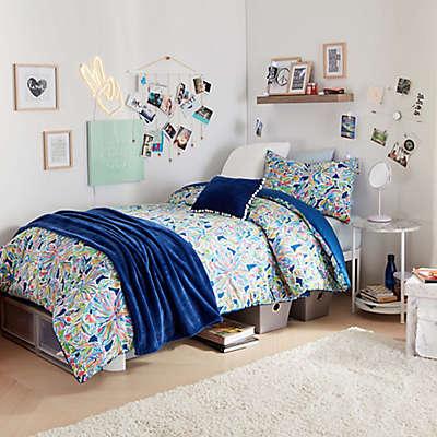 Rebecca Reversible Comforter Set