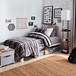 Dexter Reversible Comforter Set