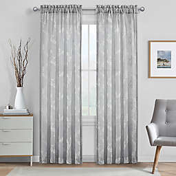 J. Queen New York™ Fernwood Rod Pocket/Back Tab Window Curtain Panel