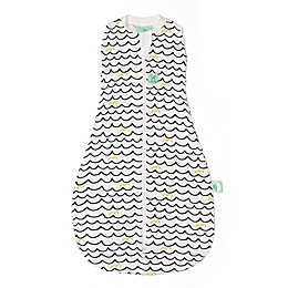 ergoPouch® Bamboo Viscose Cocoon Swaddle Bag in Waves