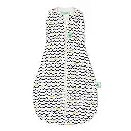 ergoPouch® Bamboo Cocoon Swaddle Bag in Waves