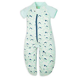 ergoPouch® Organic Cotton Sleep Suit Bag in Mountains