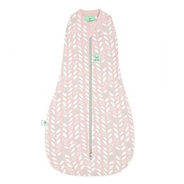 ergoPouch® Organic Cotton Cocoon Swaddle Bag in Spring Leaves