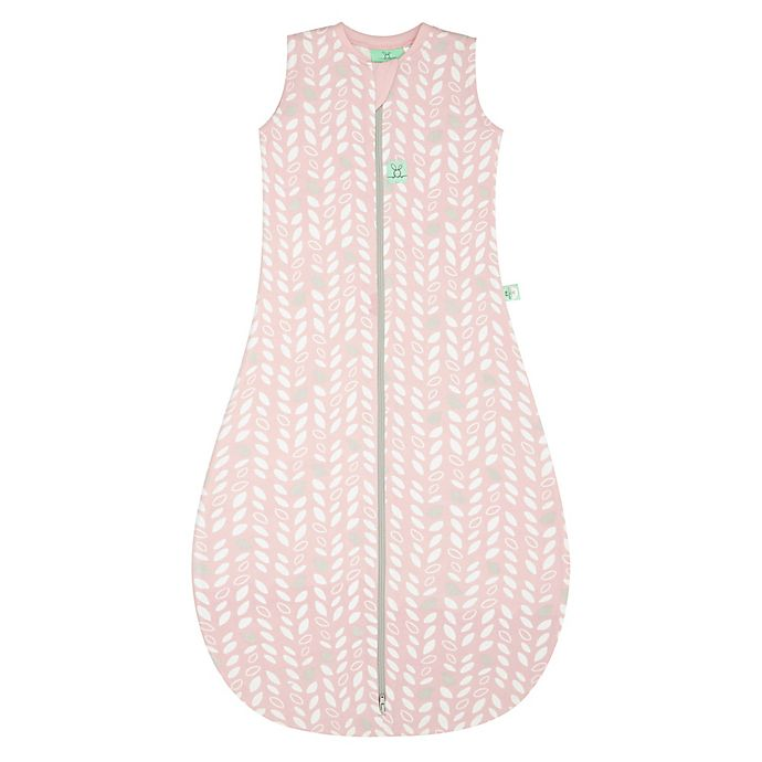 Alternate image 1 for ergoPouch® Jersey Sleeping Bag in Spring Leaves