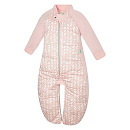 ergoPouch® Organic Cotton Sleep Suit Bag in Spring Leaves