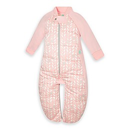 ergoPouch® Spring Leaves Organic Cotton Sleep Suit Bag