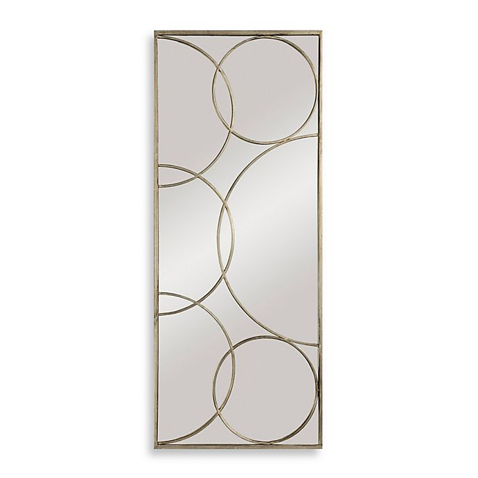 Alternate image 1 for Ren-Wil Kyrie 46-Inch x 19-Inch Mirror