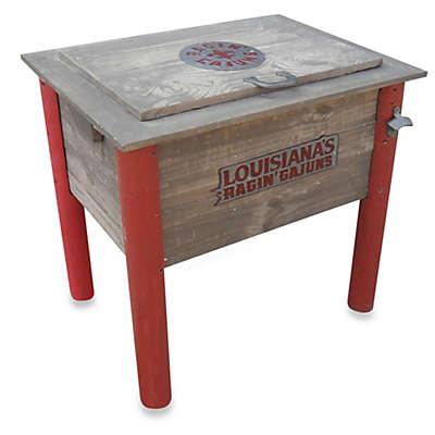 Country Ragin Cajuns 54-Quart Cooler