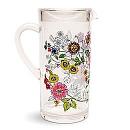 Vera Bradley® Coral Floral Pitcher