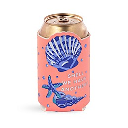 Vera Bradley® Shore Thing Koozie in Coral