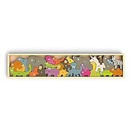 BeginAgain 26-Piece Animal Parade A to Z Puzzle