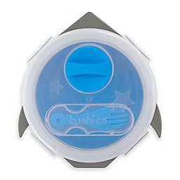 Kushies® Silibox Blue Rocket Silicone Container