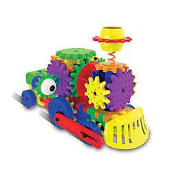 Techno Gears Crazy Train 60-Piece Building Set