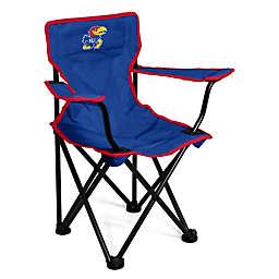 University of Kansas Foldable Toddler Tailgate Chair