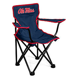 University of Mississippi Foldable Toddler Tailgate Chair