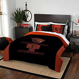 Oregon State Modern Take Comforter Set
