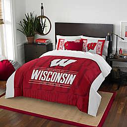 University of Wisconsin Modern Take Comforter Set