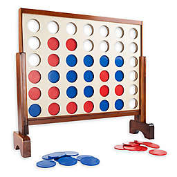 Hey! Play! Giant 4-In-A-Row Strategy Game