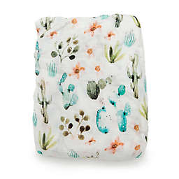 Loulou Lollipop® Cactus Floral Crib Sheet