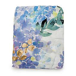 Loulou Lollipop® Hydrangeas Crib Sheet