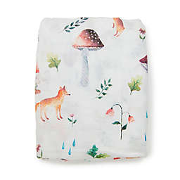 Loulou Lollipop® Woodland Gnome Crib Sheet