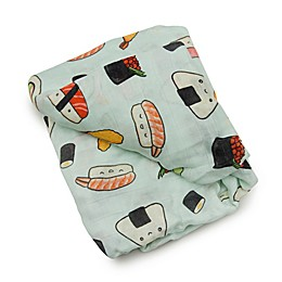 Loulou Lollipop® Sushi Crib Sheet