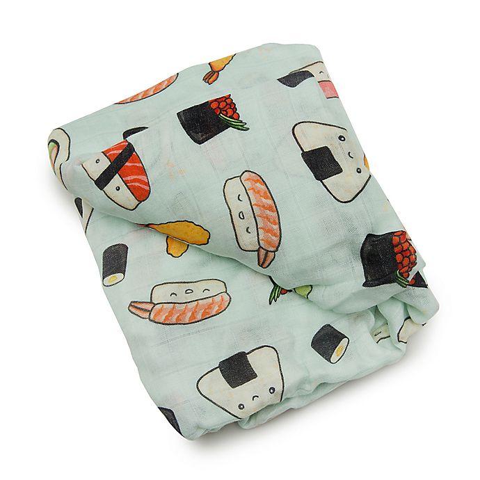 Alternate image 1 for Loulou Lollipop® Sushi Crib Sheet