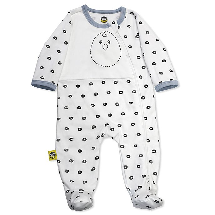 Alternate image 1 for Nested Bean Zen Footed Pajama