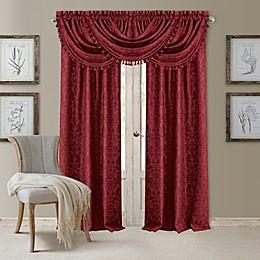 Antonia Window Curtain Panel and Valance