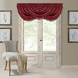Antonia Waterfall Tassel Window Valance