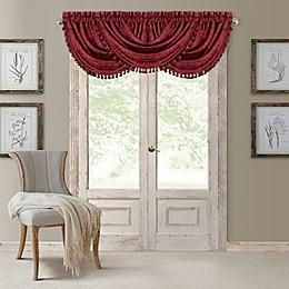 Antonia Waterfall Tassel Window Valance
