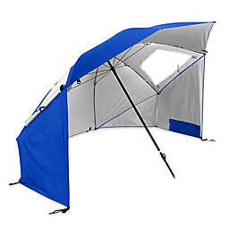 Sport-Brella SUPER-BRELLA™ Beach Umbrella in Blue