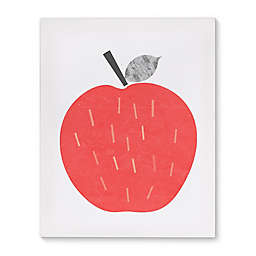 Kavka Designs Apple Canvas Wall Art