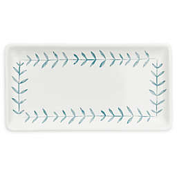 kate spade new york Fern Trellis Vanity Tray