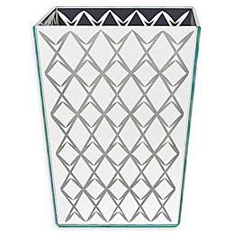 kate spade new york Fern Trellis Wastebasket