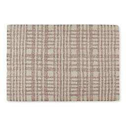 "Bee & Willow™ Home Autumn Floral 20"" x 30"" Bath Rug in Burlap"