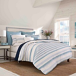 Nautica® Locklear Duvet Cover Set in Mineral