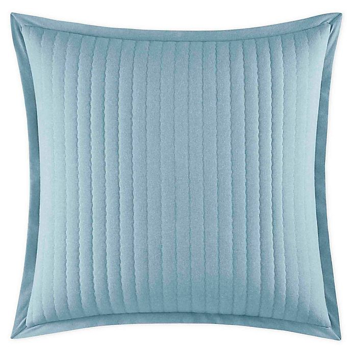 Alternate image 1 for Nautica® Locklear European Sham in Mineral