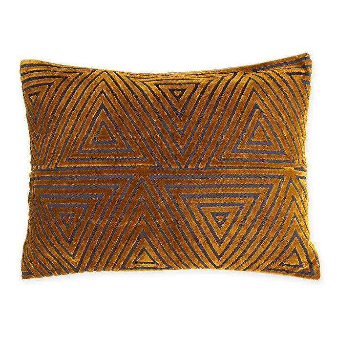 Alternate image 1 for O&O by Olivia & Oliver™ Velvet Jacquard Throw Pillow