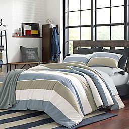 Nautica® Wilburn Comforter Set in Khaki
