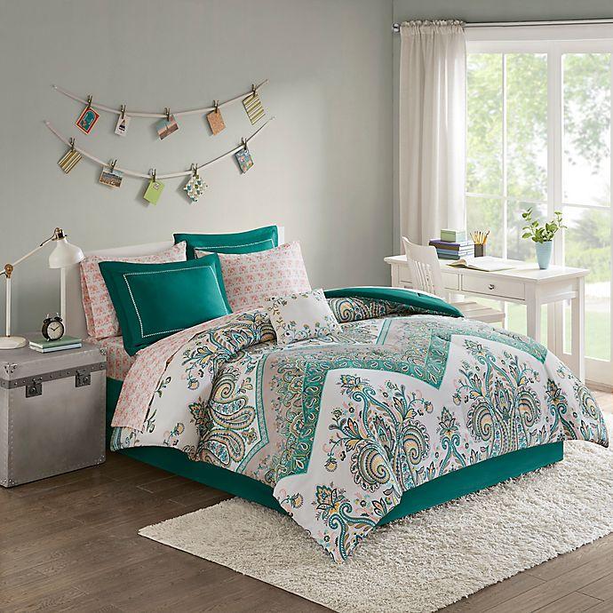 Alternate image 1 for Intelligent Design Tulay Reversible Comforter Set