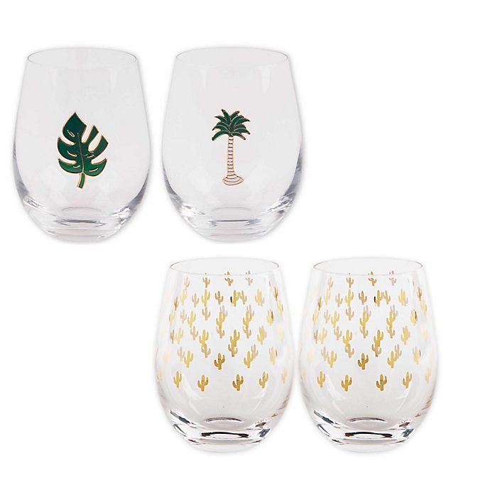 Alternate image 1 for Home Essentials & Beyond Cabana Wine & Bar Collection