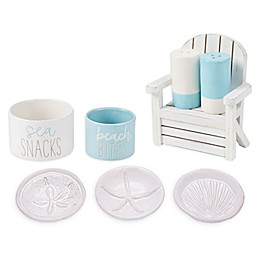 Mud Pie® Coastal Serveware Collection