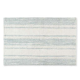 "Bee & Willow™ Home Watermill 20"" x 30"" Bath Rug in Sky Grey"
