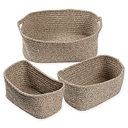 Honey-Can-Do® Nested Baskets in Beige (Set of 3)