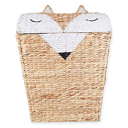 Marmalade™ Handwoven Fox Laundry Hamper with Liner in Natural