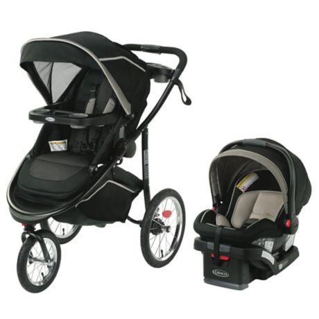Graco 174 Modes Jogger Travel System In Haven Buybuy Baby