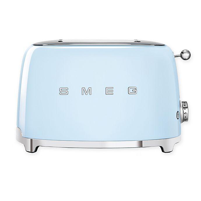 Alternate image 1 for SMEG 50s Retro Style 2-Slice Toaster