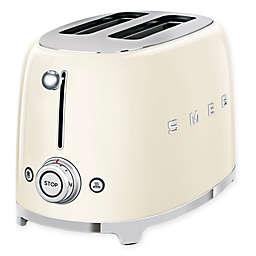 SMEG 50s Retro Style 2-Slice Toaster