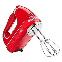 KitchenAid® Queen of Hearts 7-Speed Hand Mixer in Red